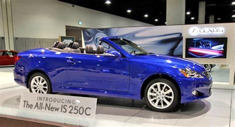 lexus   convertible colors lexus enthusiast