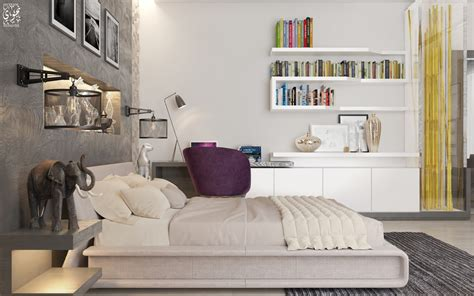 Bedrooms Bookshelves 22 Inspirational Exles For Those Who To Sleep Near Their Books bedrooms bookshelves 22 inspirational exles for those