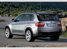 2008 BMW X5 48i характеристики, фото, цена