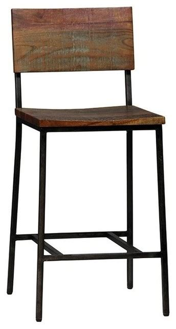 dovetail derry stool contemporary bar stools