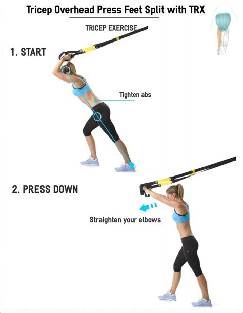 Tricep Pushdown with Resistance Band