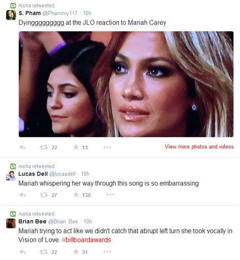 Mariah Carey's Disastrous Billboard Music Awards ...