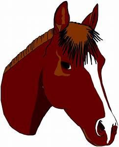Cartoon Horse Face - ClipArt Best