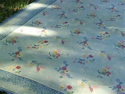 Mat Flooring Vinyl Lino 50s
