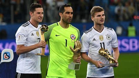 قائمة ألمانيا في يورو 2020. RT Arabic - قائد منتخب ألمانيا أفضل لاعب في كأس القارات 2017