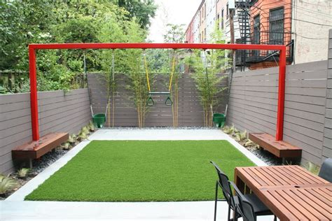 2014 Kitchen Ideas - small backyard with play area 38 decoration ideas
