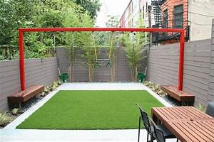 Small Backyard With Kids Play Area #38 Latest Decoration