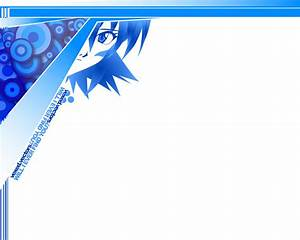 cute anime girl backgrounds presnetation ppt backgrounds With anime template for powerpoint