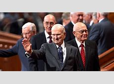 October 2019 General Conference Church News and Events