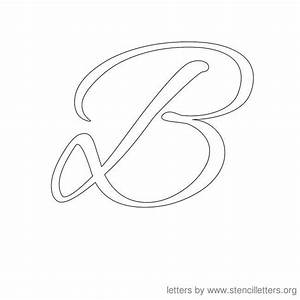 the 25 best printable letter stencils ideas on pinterest With best letter stencils