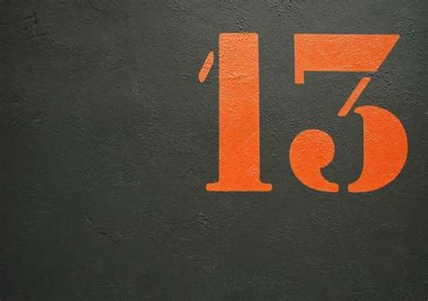 13 Reasons People Think The Number 13 Is Unlucky
