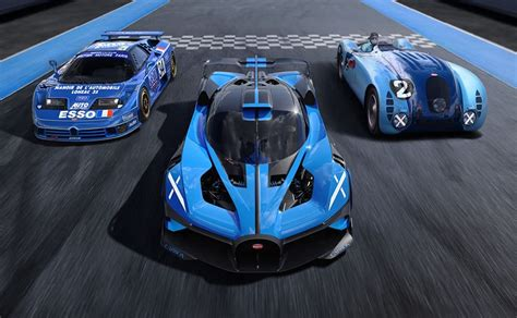 Bugatti has designed the drive specifically for use on the racetrack and has optimised the engine and gearbox in particular for higher engine speeds. Bugatti Bolide Track-Only Hypercar Revealed; Top Speed In Excess Of 500 Kmph