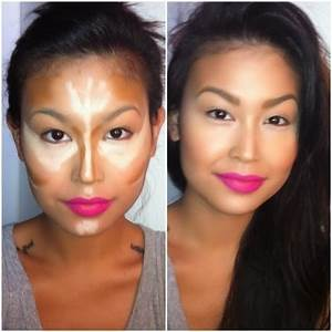 How to do Highlighting and Contouring Makeup