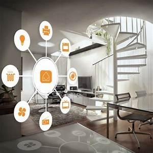 Objet Connecté Maison : objet domotique dans une maison df12 jornalagora ~ Nature-et-papiers.com Idées de Décoration
