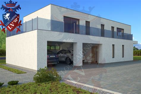 passive house designs uk Archives - Log Cabins LV Blog