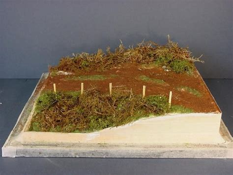 making  diorama base diorama projects  tips