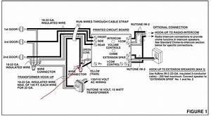 Nutone Wired 16v Doorbell Wiring Diagram