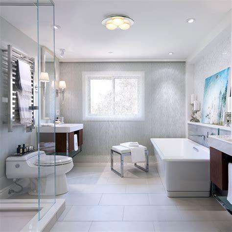 modern silver mirror glass flush bathroom ceiling 3