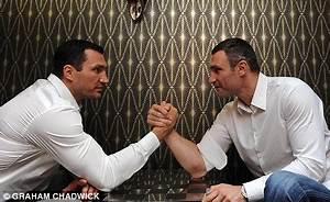 Vitali Klitschko Family images