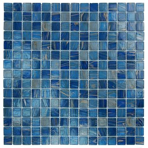 blue mosaic tile cooltiles offers aqua mosaics aim 87341 home tile
