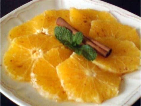 recette dessert marocain aux fruits recettes de dessert aux fruits et orange