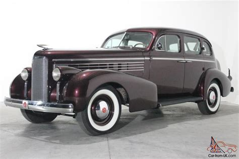 1938 Cadillac Lasalle Series 50 Sedan California Car V8
