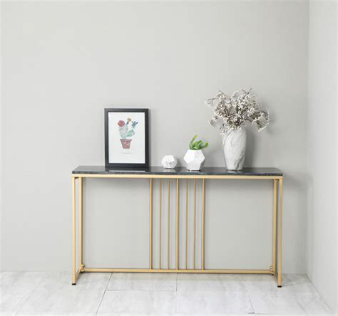 โต๊ะวางของสำหรับตกแต่งบ้าน - Premium Luxury Sideboard - HomeStudio