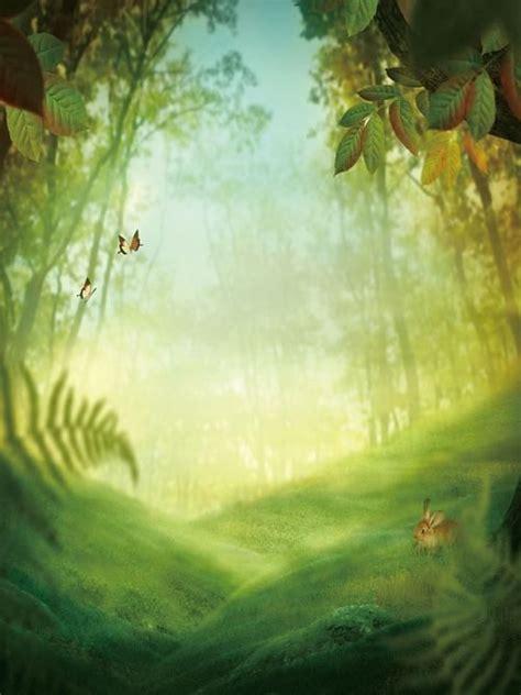 kid backdrops cartoon fairytale backdrops jungle