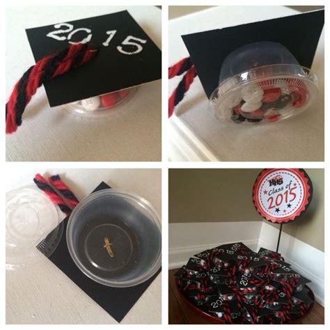 High School Graduation Decorations Diy by Best 25 Graduation Favors Ideas On Grad