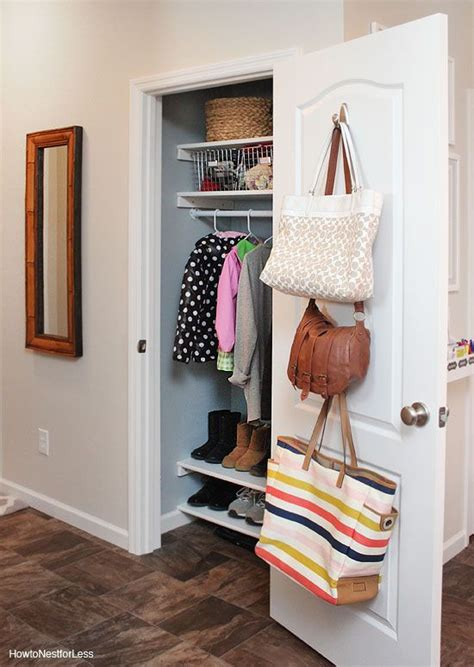 25 best ideas about coat closet makeovers on