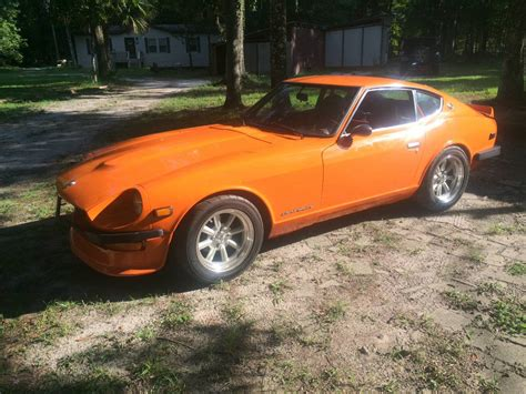 Datsun 240z For Sale In Florida 1972 datsun 240z l28 manual for sale in micanopy florida