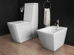 Wc Bidet Kombination : stand wc stand bidet wc sitz kombination kb398 ebay ~ Watch28wear.com Haus und Dekorationen