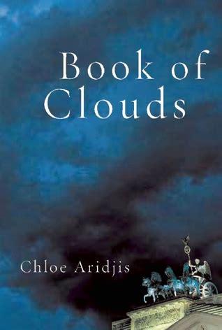 book  clouds  chloe aridjis