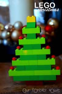 our forever house it s a lego christmas