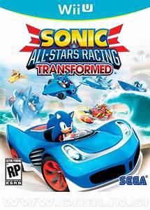 Sonic U0026 All Stars Racing Transformed Wii U 6267