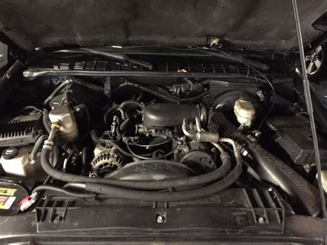 1994 Chevy S10 V6 Engine Diagram by Chevrolet S 10 Questions Sputtering Backfire Chevy S10