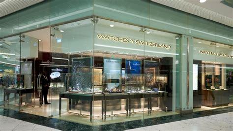 Watches of Switzerland - Canary Wharf