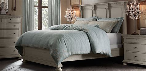 restoration hardware st bedroom collection bedroom collections rh