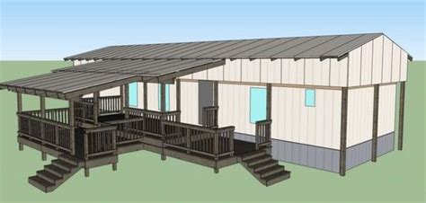 building a mobile the best self supported mobile home roof designs