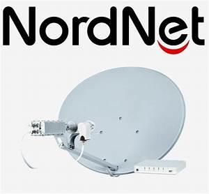 Television Par Satellite Sans Abonnement : nordnet lance une nouvelle offre satellite avec 15go de ~ Edinachiropracticcenter.com Idées de Décoration