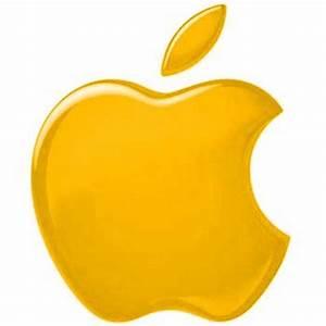 Logo Apple - Golden Apple