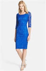 Heavenly Bed Nordstrom by Alexia Admor Scoop Neck Lace Sheath Dress Saletodyq