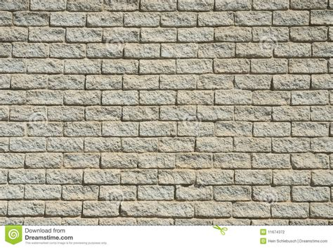 light colored brick wall stock photography image 11674372