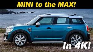 Mini Countryman 2018 : 2018 mini countryman review and road test in 4k uhd youtube ~ Maxctalentgroup.com Avis de Voitures