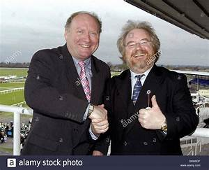 Alan Brazil and Mike Parry Stock Photo: 107504027 - Alamy