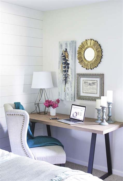 Small Bedroom And Office by 25 Fabulous Ideas For A Home Office In The Bedroom Home