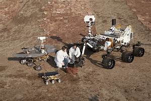 NASA Opportunity Mars Rover Curiosity Size Comparison ...