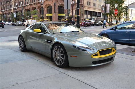 2007 Aston Martin V8 Vantage Stock # L329aa For Sale Near