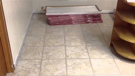vinyl flooring installation part two - Allure Vinyl Plank Flooring Youtube