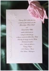 christian wedding invitations religious wedding invitation wording archives the wedding specialists